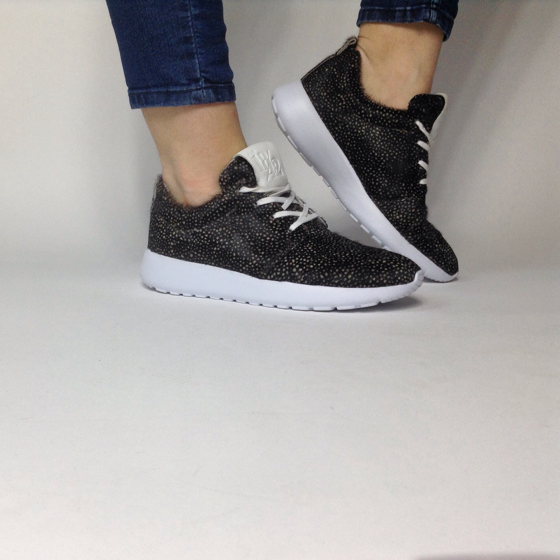 Ostrich sneakers