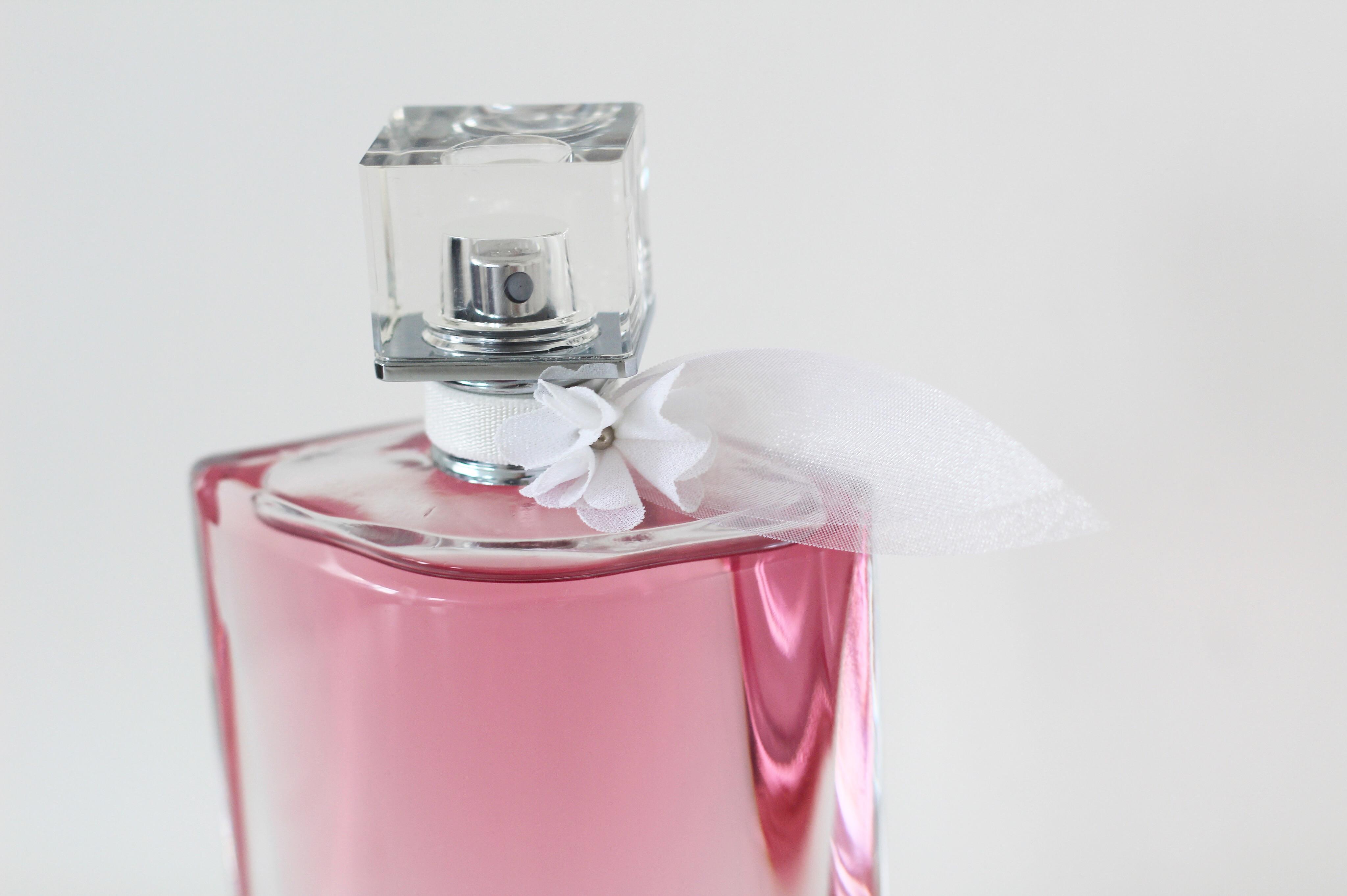 parfum ruik je in gasfase