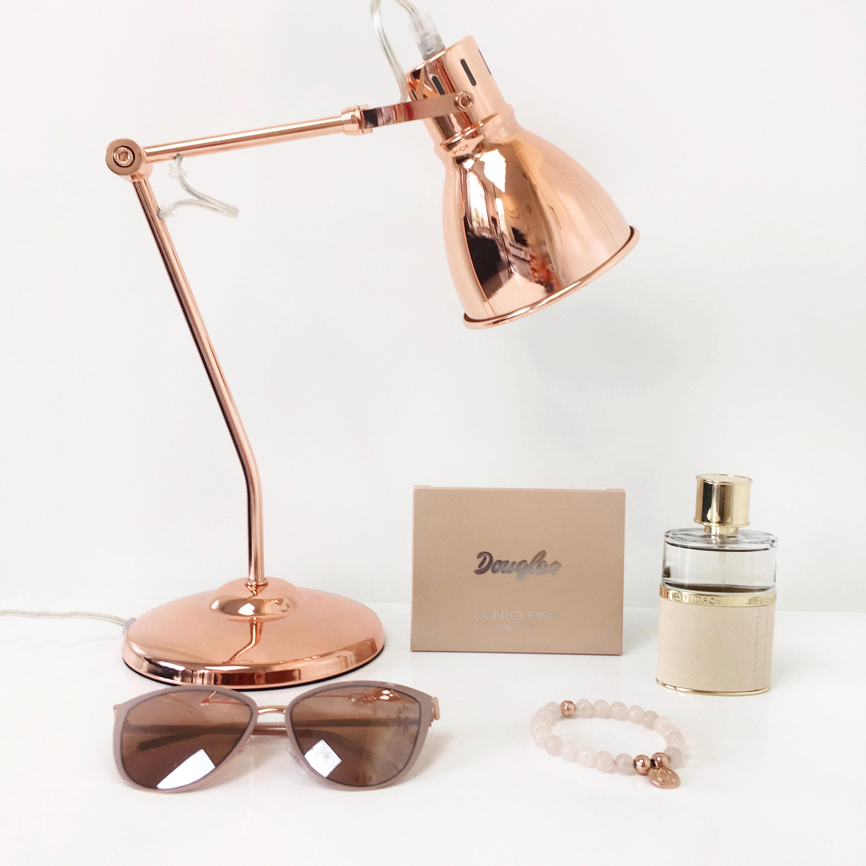 Onwijs rosé gouden lamp Archieven - Edith Sofia UL-25